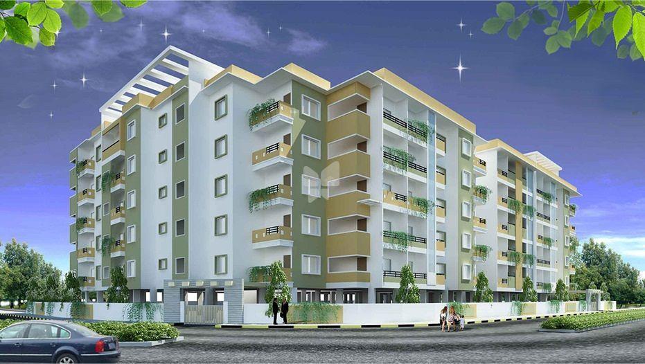 Shivaganga Elegance - Elevation Photo