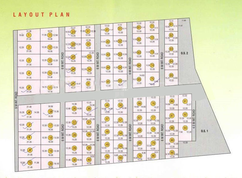 Anand IPL Court - Master Plans