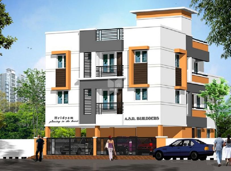 ASR Hridyam Flats - Project Images