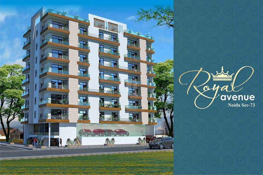 Nehra Royal Avenue - Project Images