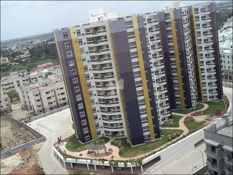 Akshaya The Belvedere - Project Images