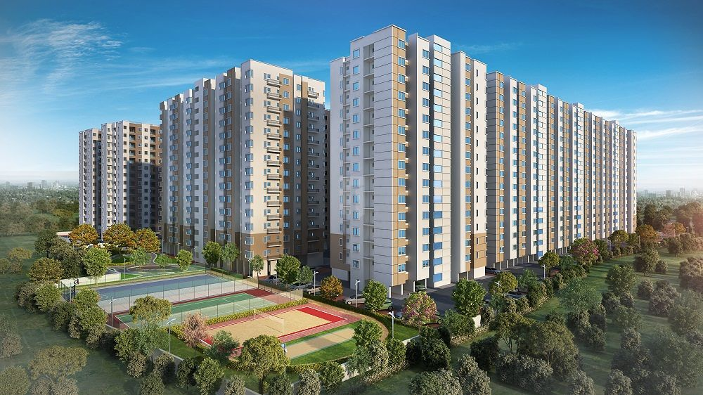 Alliance Galleria Residences - Project Images