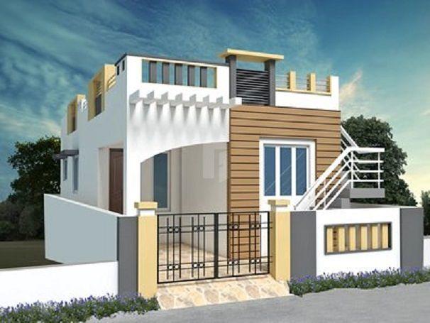 RB Villa II - Elevation Photo