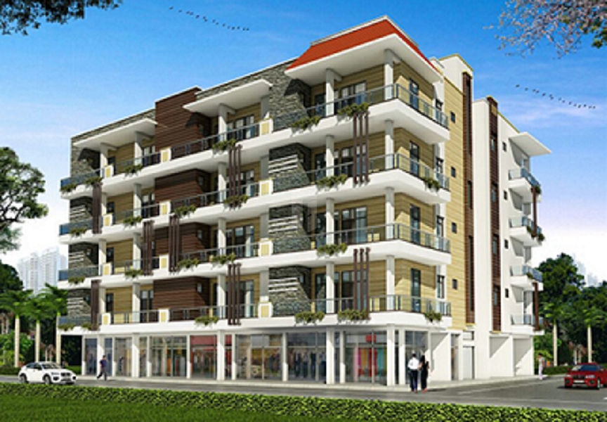 KD Krishna Residency - Project Images