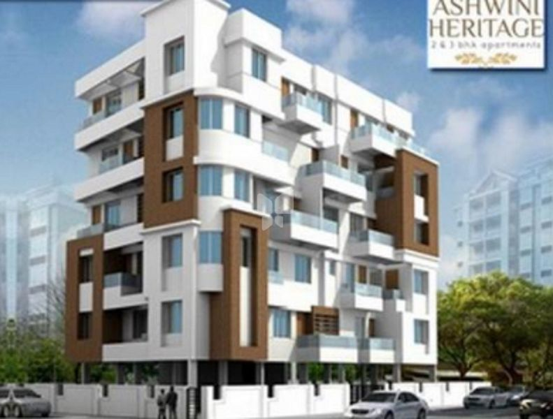 AV Bhat Ashwini Heritage - Elevation Photo