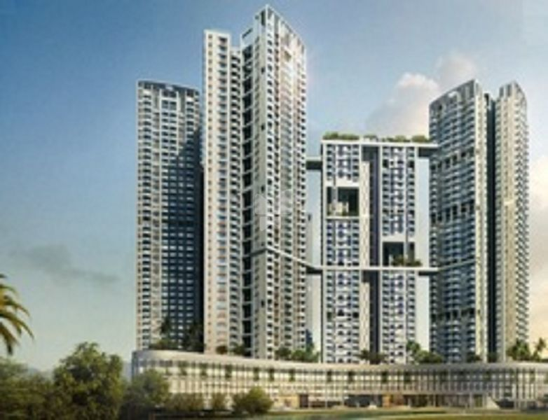 TATA Emeralde Court - Project Images