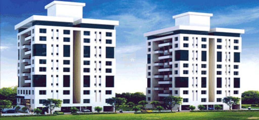 Surana Saffron Avenue - Elevation Photo