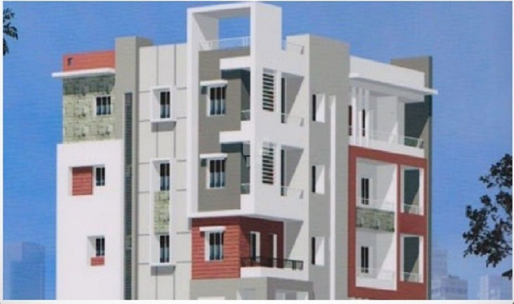Eswar Deekshitha Residency - Elevation Photo