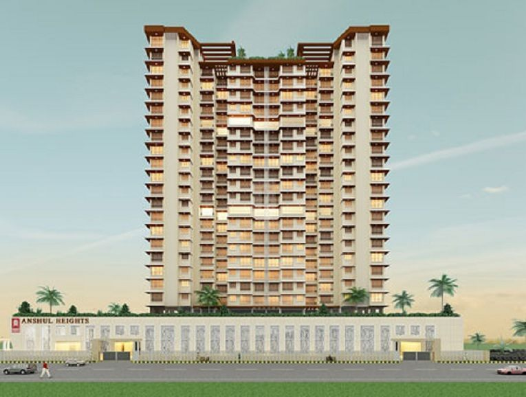 NHP Anshul Heights - Project Images