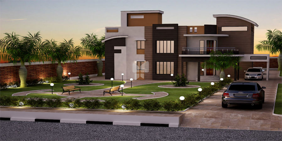 SEBCO Golden Belt Luxury Villas - Project Images