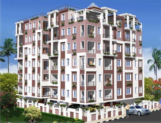 Vamsiram Jyothi Supreme - Elevation Photo