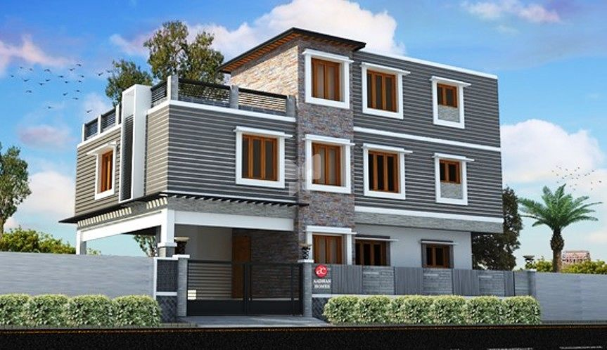 Aadhaan Sai Enclave - Project Images