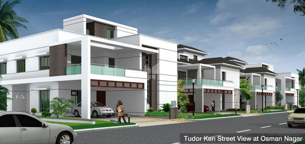Tudor Ken - Elevation Photo