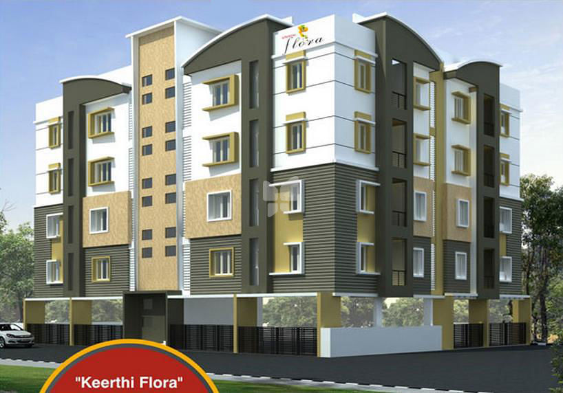 Keerthi Flora - Project Images