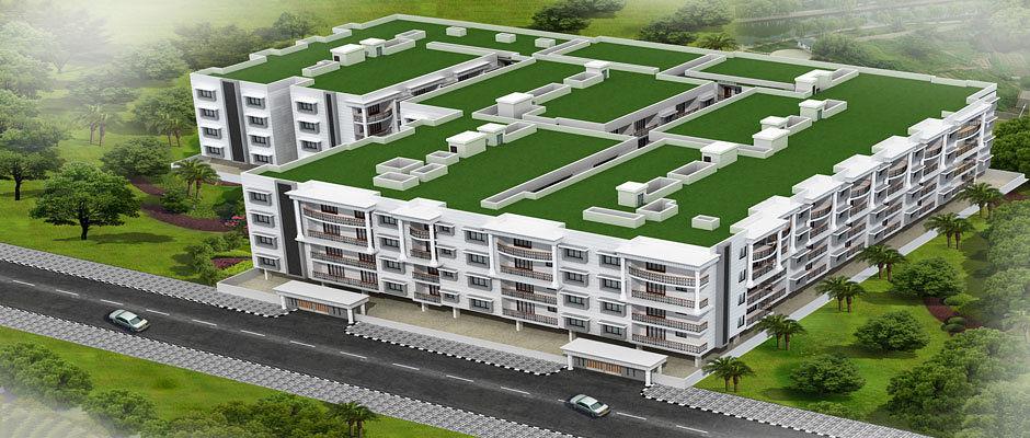 Prabhavathi Elegant - Elevation Photo