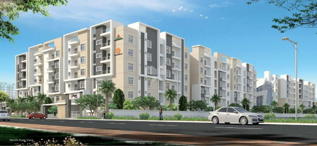 Anusha Residency - Project Images