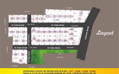 annai-sri-vishnupuram-in-chengalpattu-town-master-plan-lpt