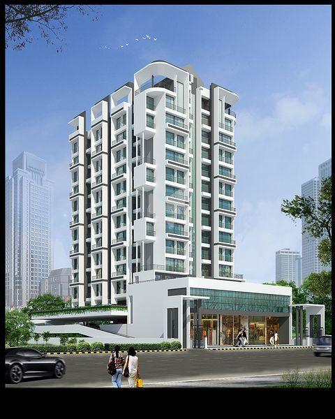 Mhalsa Residency - Elevation Photo