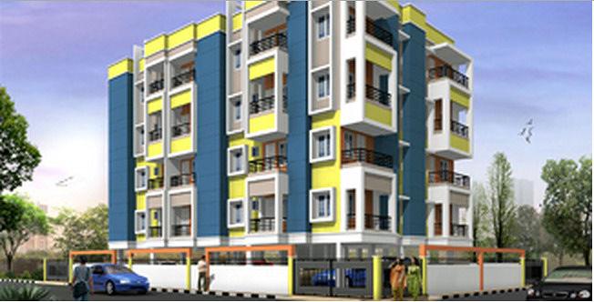 Shri Ram Priya Avenue Phase-II - Elevation Photo