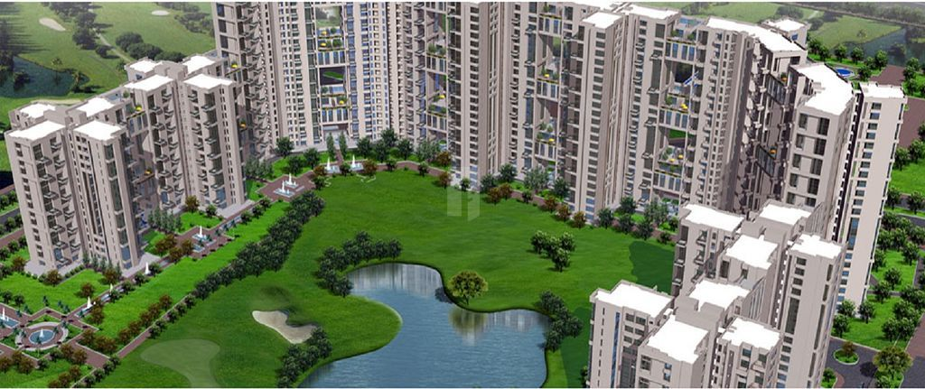Jaypee Greens Kalypso Court - Project Images