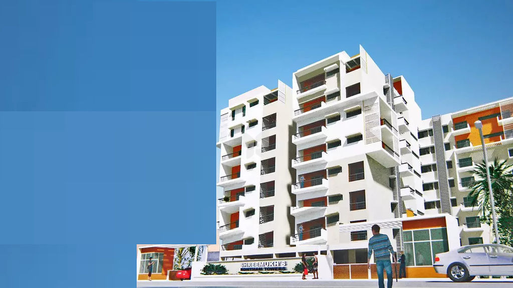 Shreemukh Kontham Towers - Elevation Photo