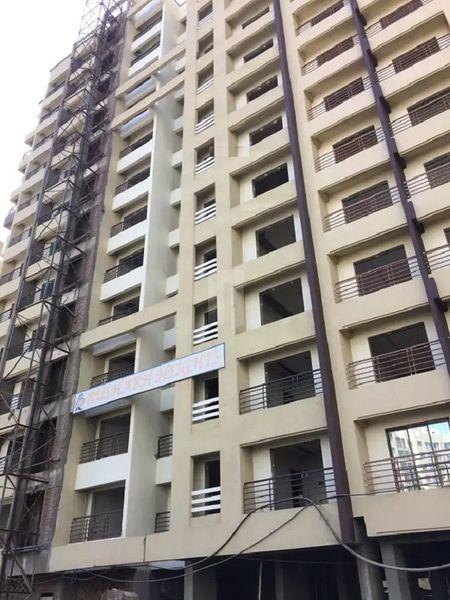 Nandish Rishabh Heights - Construction Images