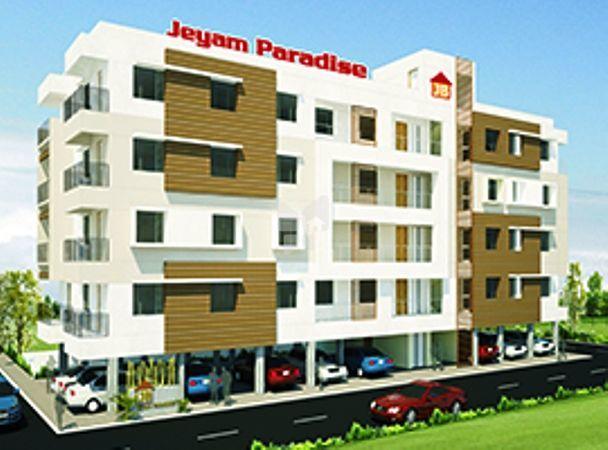 Jeyam Paradise - Elevation Photo