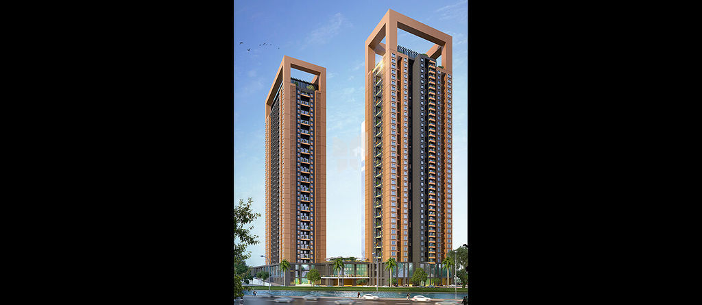 SPR City HighLiving District Binny - Project Images