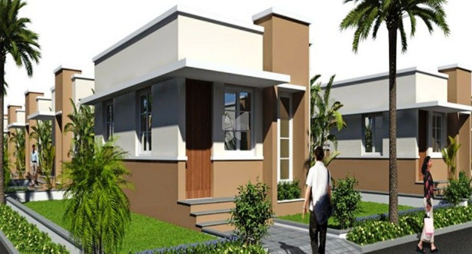 RRP Amudham Homes - Elevation Photo