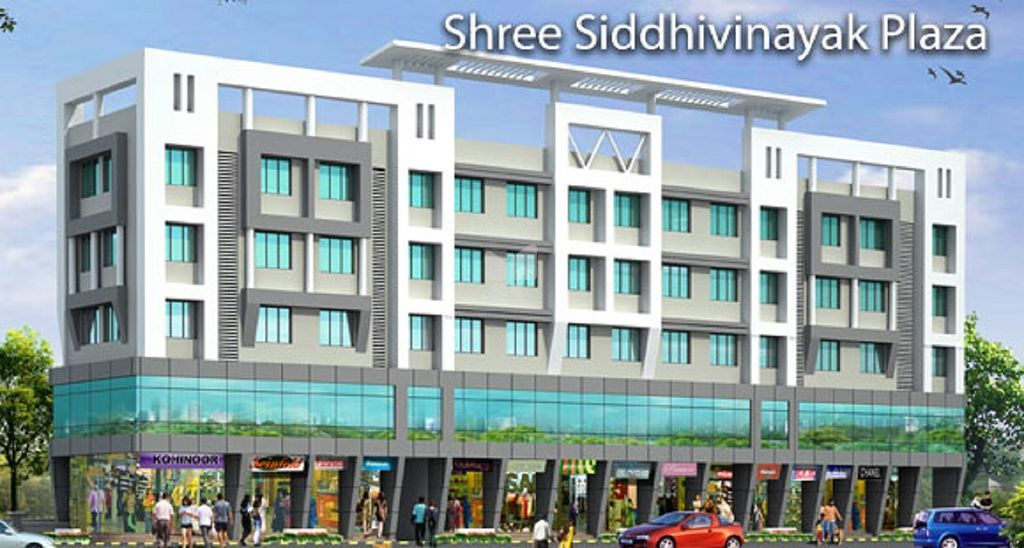 Shree Siddhivinayak Plaza - Project Images