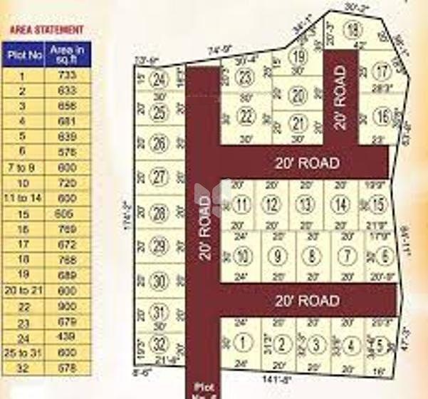 AR Garden Phase II - Master Plans