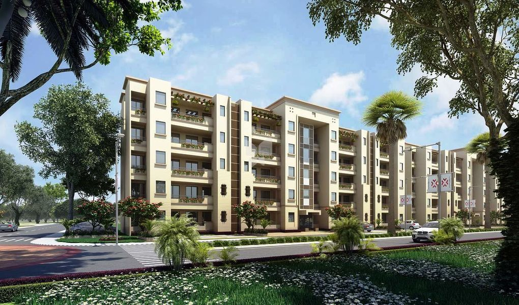 Xrbia Aashiyana City - Project Images
