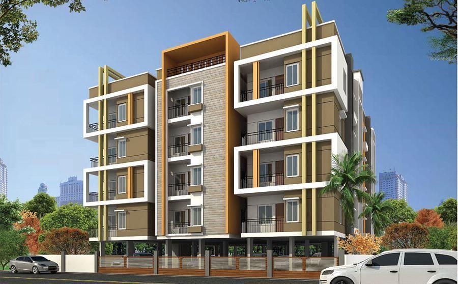 KR Heights in Ramamurthy Nagar, Bangalore - Price, Floor ...