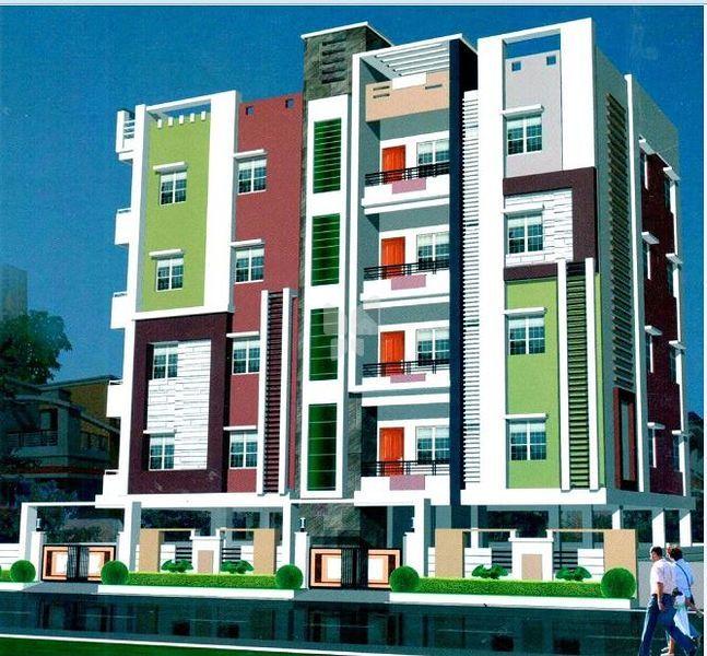 Square-s Sri Venkata Sai Residency - Elevation Photo