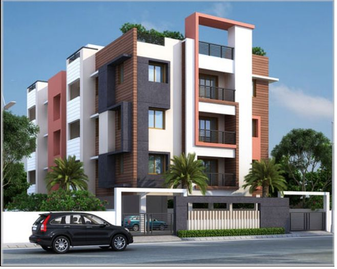 Grn 39 s holy springs in adyar chennai price floor plans for Apartment plans and elevations