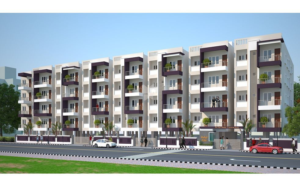 Keystone Balaji Elite - Elevation Photo