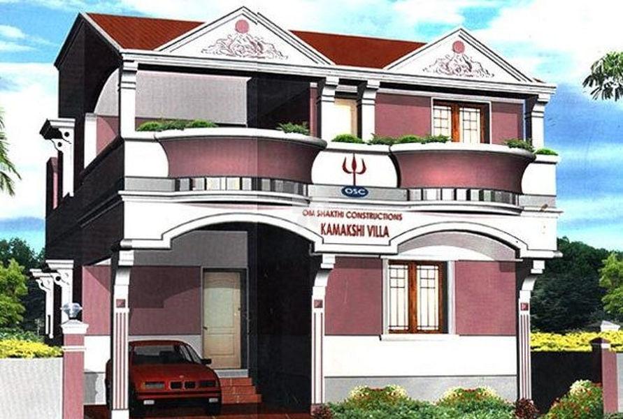 Om Shakthi Kamakshi Villa - Elevation Photo