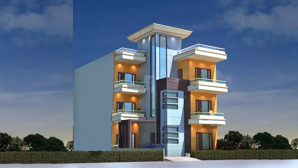 Pratham Homes 3 - Project Images