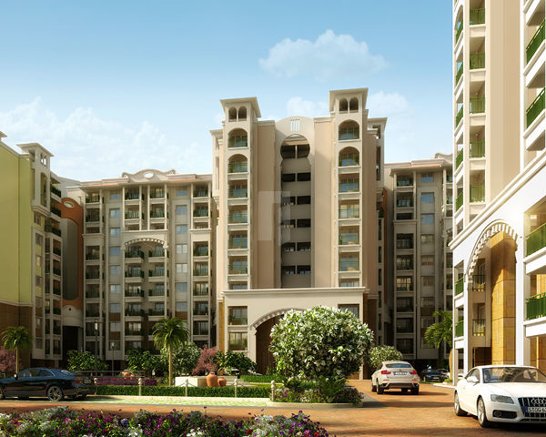 Purva Bluemont - Elevation Photo