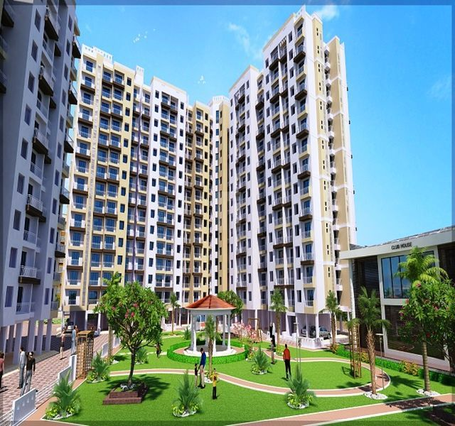 Sagar Sania City - Project Images