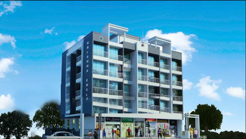 Krishna Enclave - Elevation Photo