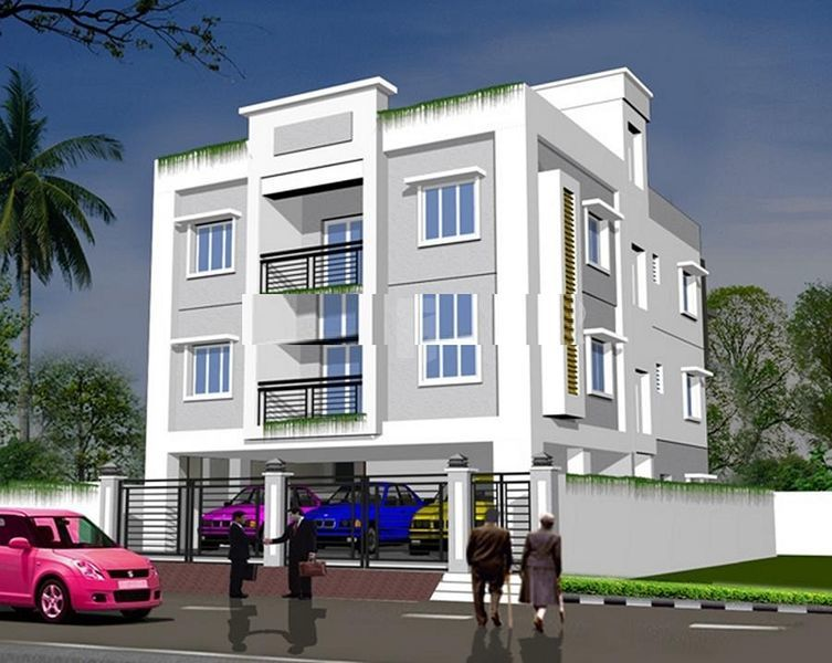 ML Homes Sideswar - Project Images