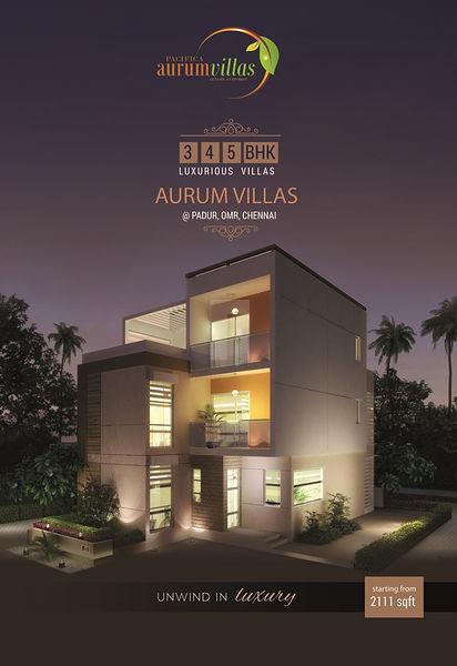 Pacifica Aurum Villas - Project Images