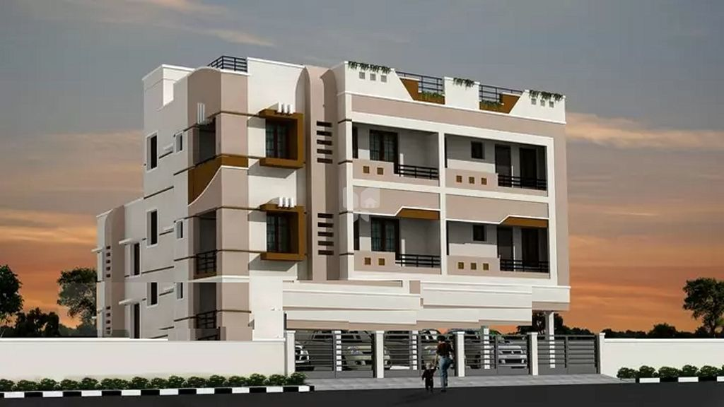 Ragava Lakshmi Appartments - Project Images