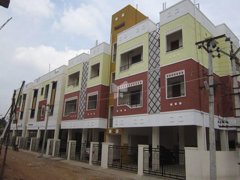 Vijayalakshmi Dwarakamayee - Project Images