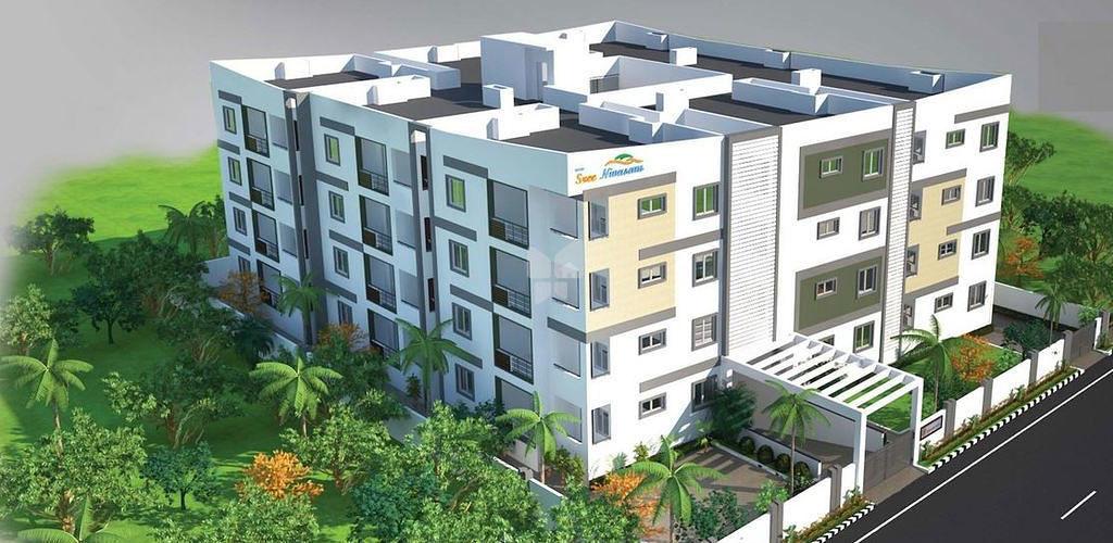 SSVR Sreenivasam - Elevation Photo