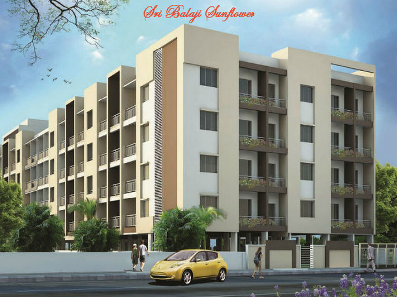 Sri Balaji Sunflower - Elevation Photo