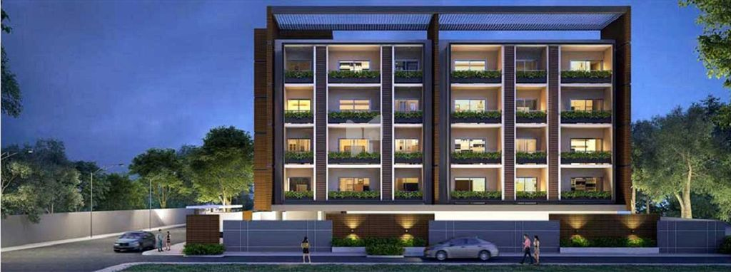 Gitanjali Aristocracy Apartments - Project Images