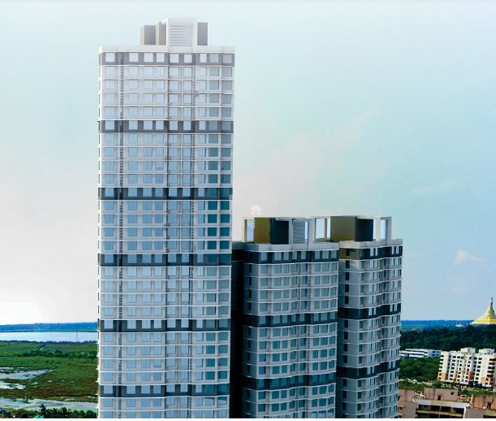 Dhaval Sunrise Towers - Project Images