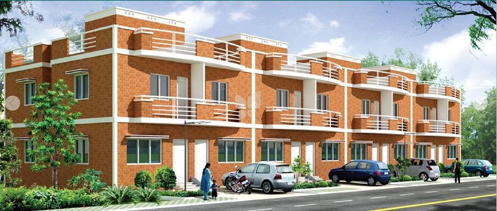 Inno Geo City Row Houses - Project Images